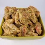 Ailes de poulets Marinées