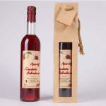 Apéritif à la framboise Calvados *