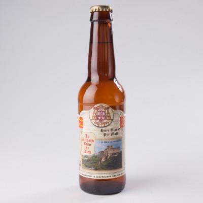 Bière Blonde Pur Malt 5,6°  *