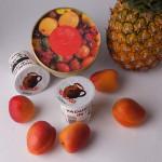 Sorbet Abricot Ananas Yaourt