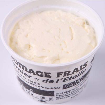 Fromage blanc de campagne (faisselle)