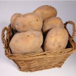Pommes de terre au détail