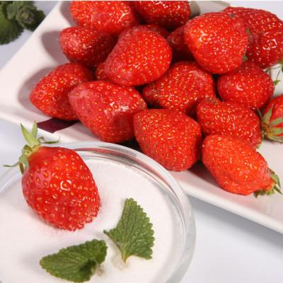 Les fraises «Mara des Bois»