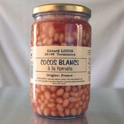 Cocos à la tomate grand pot