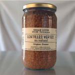 Lentilles grand pot