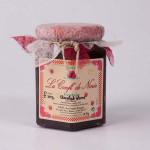 Confiture Framboises/Chocolat Blanc «La Confi de Ninie»