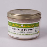 Verrine de rillettes